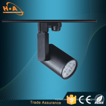 PVC Casing Commercial Application LED Track Light 5W Track Lighting