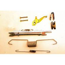 S1016 brake hardware spring and adjusting kit for MITSUBISHI L200
