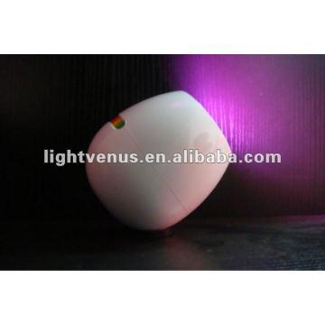 256 живых цветов/ сенсорный прокрутки светодиодный свет настроения