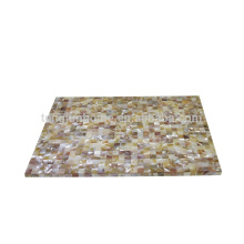 MOP shell Dinner Table ou Breakfast Plate Place Tapis