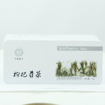 Wolfberry té goji berry bud tea