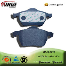 SEMI-METALLIC BRAKE PAD FOR AUDI A4 1994-2008