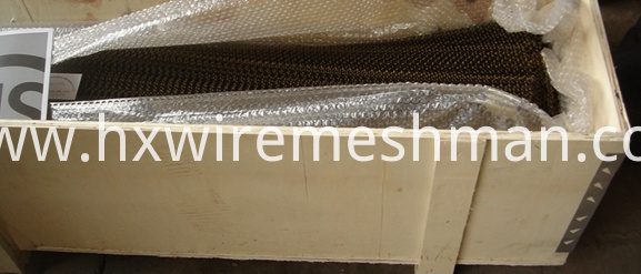 coil drapery packing