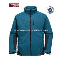 Fabrik-Qualitäts-Softshell-Fleece-Jacke im Freien wasserdicht