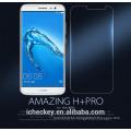 Protector de cristal moderado transparente de alta calidad de la pantalla del borde 2.5D de la fuente de la fábrica para el maimang 5 de Huawei
