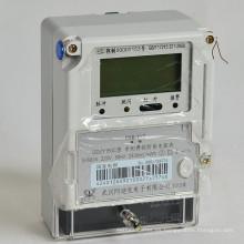 Medidor Electrónico Kwh de Multi-Tarifa Monofásico