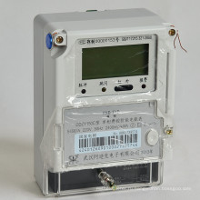 Однофазный мультитарифный электронный измеритель Kwh