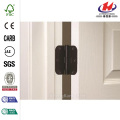Radius Satin Nickel Door Hinge