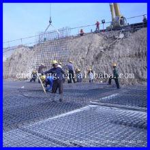 Barras de acero soldadas malla de panel / acero de refuerzo de malla soldada fábrica directa