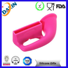 for iPhone Power Free Horn Stand Siilicone Loudspeaker