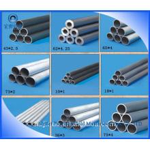 Tubo y tubos sin costura de cliente de acero al carbono