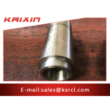 Eixo de passo forjado a quente com acabamento mecanizado