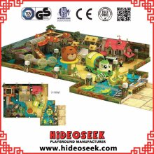 Lovely House Indoor Playground Equipos para la venta