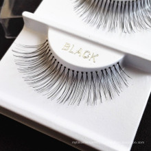 Semi-Hand Made Mink type Synthetic Hair Material Natural Looking Fake Eyelash