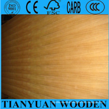 3.2mm Burma Teak Plywood/ Straight Line Teak Commercial Plywood