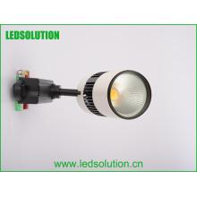 China Venta caliente Square LED Tracking Lighting para uso comercial