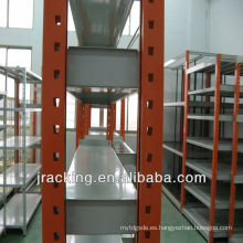 Nanjing Jracking Longspan Light Duty estantería de metal sin tornillos