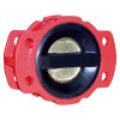 Двойная Пластина С Резиновым Покрытием Обратный Клапан