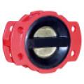 Обратный клапан с двойным пластинчатым обратным клапаном EPDM Seat