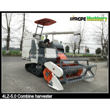 Agricultural Machinery Rice Combine Harvester with Air Condition