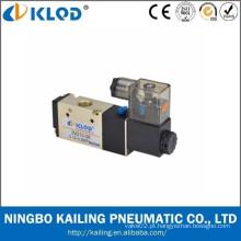 Válvula trifásica / 3V210-08 Válvula solenóide da série 200, válvula de controle pneumática, válvula solenóide reversa
