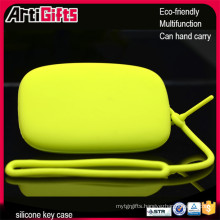 Wholesale promotion gifts silicone car key case