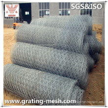 Galvanized Gabion Box/ Steel Mesh Gabion/ Gabion Cages