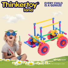 Educational Toy for Kids DIY Craft Themed Truck