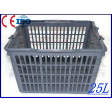 Yd-B1 Plastic Laundry Basket with New Material and Fair Price