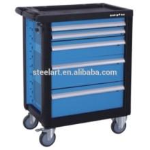 Armoire à outils pratique comprenant un outil de sertissage et des tiroirs