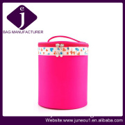 2014 Fashion Round Beauty Bags, Wash Bags, Travel Bags Yiwu