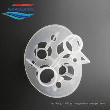 Nan Xiang china mercadorias 100mm Plástico Heilex Anéis, PP, PE, RPP, PVC, CPVC, PVDF