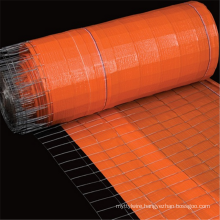 4' x 100' Orange Plastic Safety Fence from White Cap