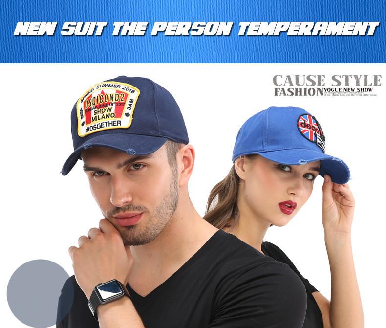 Baseball caps for men and women
