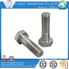 Ss316 Ss304 Hex Bolt Hex Flange Bolt Hex Screw