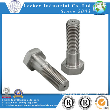 Stainless Steel A4-50 Hex Bolt