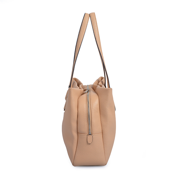 Large Tote Bag Women Genuine Leather Shoulder Bag