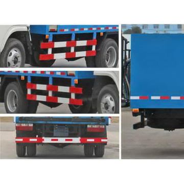 Dongfeng 4Tons Asphalt Spraying Truck