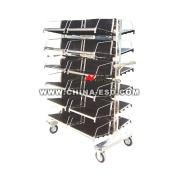 ESD PCB circulación Rack carro