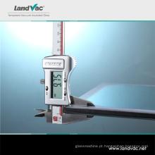 Vidro moderado do vácuo da vitrificação de Landvac Luoyang triplo para construções verdes