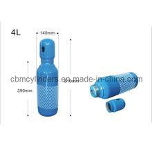 Us-Type MD-Size Alumnium Oxygen Gas Cylinder