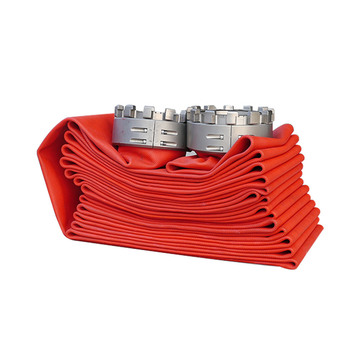 Frac Hose Through-The-Weave TPU Hose