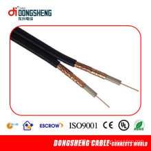 Rg59 with Power Cable 2 Core 18AWG