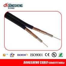 Rg59 с силовым кабелем 2 Core 18AWG