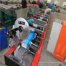 Steel Metal Roofing Used Gutter Downpout Pipe Forming Machine