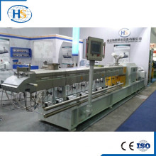 Kunststoff Perlen HDPE Granulat Pelletizer Maschine zum Granulieren