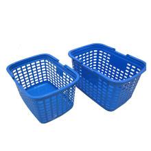 Molde de cesta de la compra de inyección de plástico personalizado