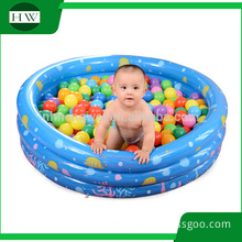 circular baby inflatable play swimming ocean ball pool