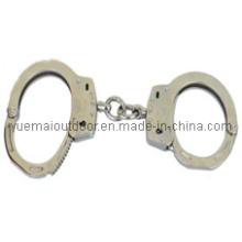 Anéis de aço da caixa da polícia