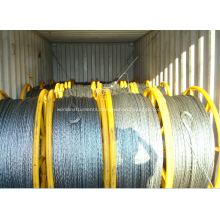 Non Rotational Wire Rope